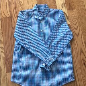 Vineyard vines boys shirt size M